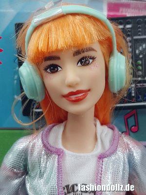 2021 Professional Music Producer Barbie, orange