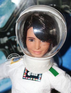 2021 Samantha Christoforetti Barbie #GTJ81