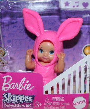 2021 Skipper Babysitters INC - Baby bunny costume #GRP02