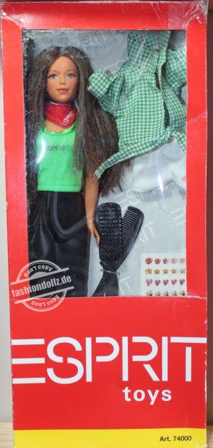 74000 -  Jala Set Tattoo Esprit toys - Remus,      brunette Jala