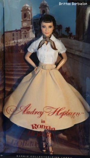 Audrey Hepburn - Roman Holiday Bild #01