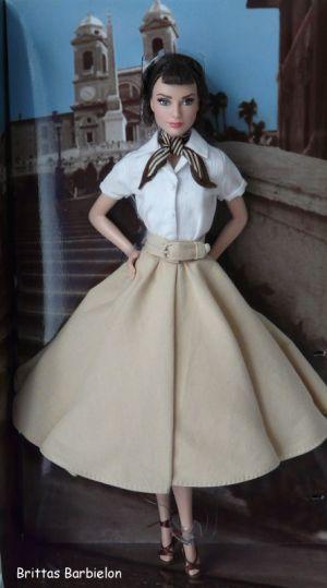 Audrey Hepburn - Roman Holiday Bild #05