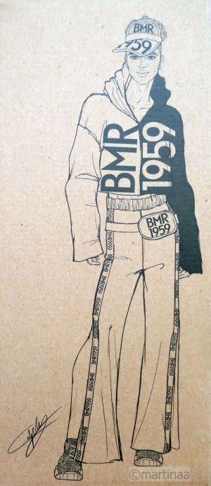 2020 BRM1959          Tate #CNC49
