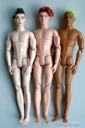 BMR1959 Male Skincolors