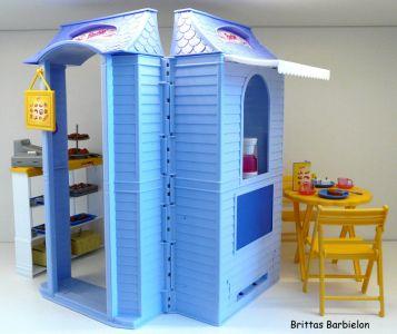 Barbie Bake Shop And Café #67316 (Mattel, 1999) #01