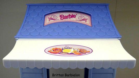 Barbie Bake Shop And Café #67316 (Mattel, 1999) #07