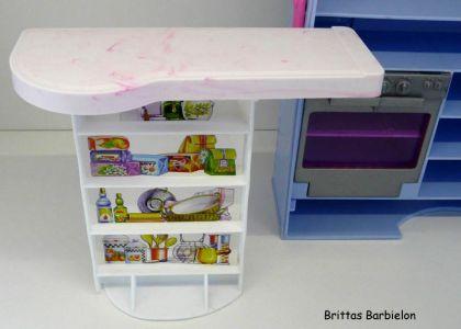Barbie Bake Shop And Café #67316 (Mattel, 1999) #15