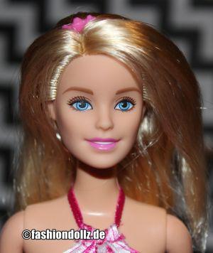 2016 Chic Barbie Satin Dress CMM07 Target Exclusive