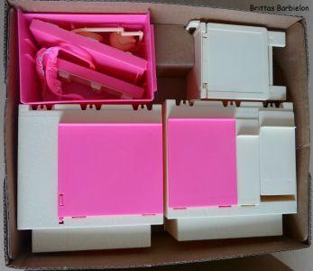 Barbie Dream Kitchen Mattel Bild #02