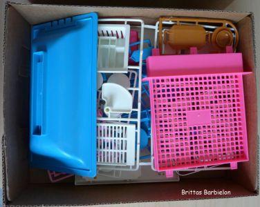 Barbie Dream Kitchen Mattel Bild #03