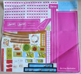 Barbie Dream Kitchen Mattel Bild #04