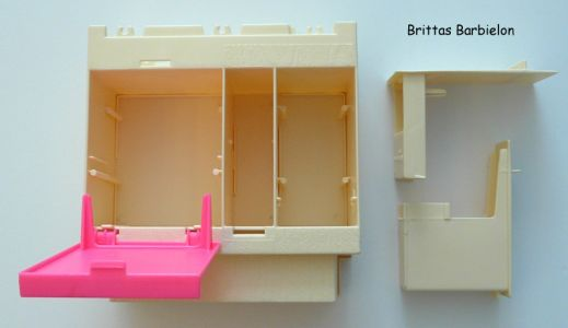 Barbie Dream Kitchen Mattel Bild #06