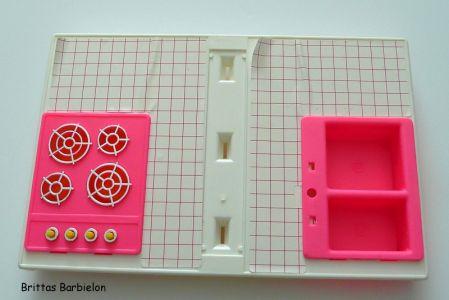 Barbie Dream Kitchen Mattel Bild #08
