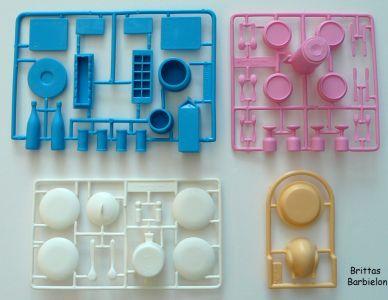 Barbie Dream Kitchen Mattel Bild #18
