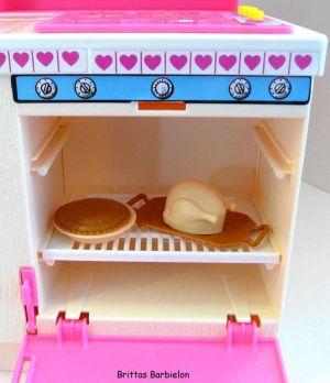 Barbie Dream Kitchen Mattel Bild #35
