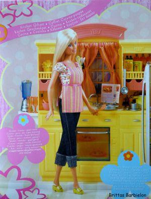Play All Day - Barbie Küche Mattel 2004 G8499 Bild #03