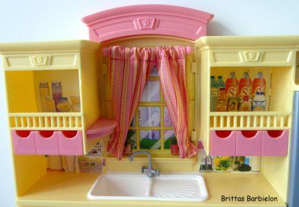 Play All Day - Barbie Küche Mattel 2004 G8499 Bild #18