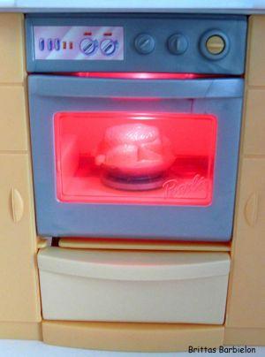 Barbie Light up Kitchen Mattel 1999 -67238 Bild #11