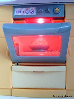 Barbie Light up Kitchen Mattel 1999 -67238 Bild #12