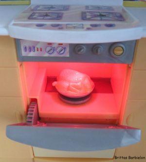 Barbie Light up Kitchen Mattel 1999 -67238 Bild #13
