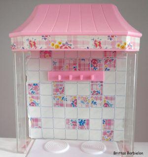 Barbie Pretty Folding Küche Mattel 1996 Bild #04
