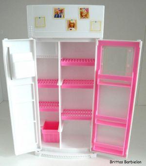 Barbie Pretty Folding Küche Mattel 1996 Bild #14