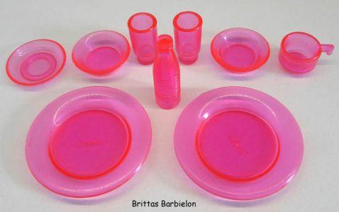 Barbie Pretty Folding Küche Mattel 1996 Bild #15