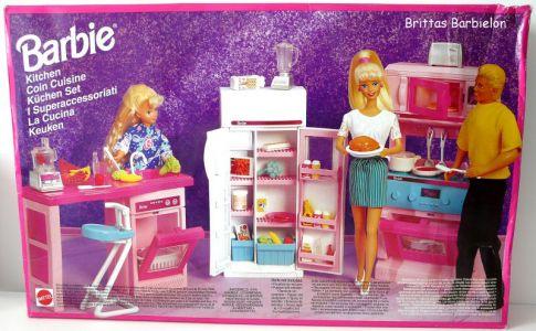 Barbie So much to do kitchen Mattel 1994 Bild #01