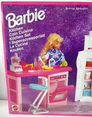 Barbie So much to do kitchen Mattel 1994 Bild #02