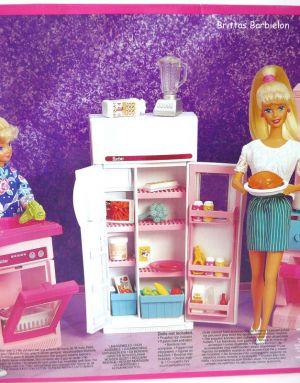 Barbie So much to do kitchen Mattel 1994 Bild #03