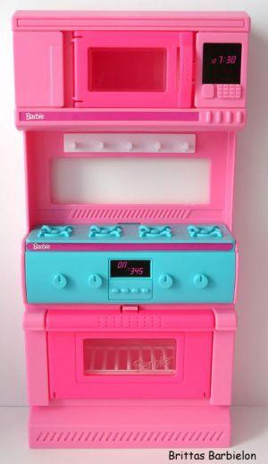Barbie So much to do kitchen Mattel 1994 Bild #14