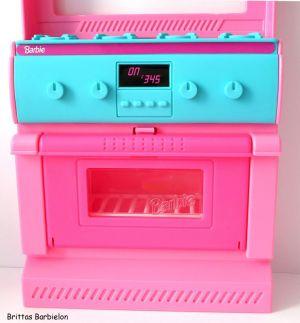 Barbie So much to do kitchen Mattel 1994 Bild #15