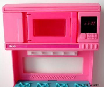 Barbie So much to do kitchen Mattel 1994 Bild #17