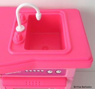 Barbie So much to do kitchen Mattel 1994 Bild #21