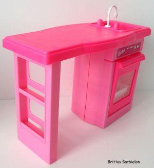 Barbie So much to do kitchen Mattel 1994 Bild #23