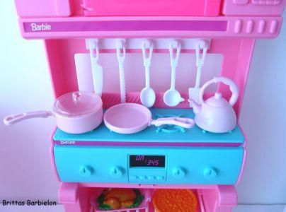 Barbie So much to do kitchen Mattel 1994 Bild #39