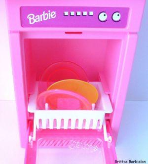 Barbie So much to do kitchen Mattel 1994 Bild #42