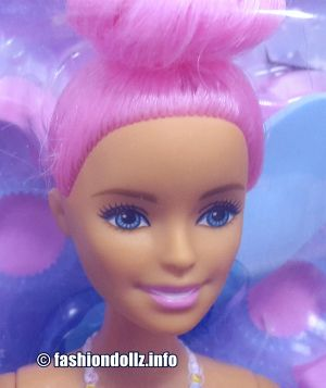 2017  Dreamtopia - Bubbletastic Fairy Barbie DVM95