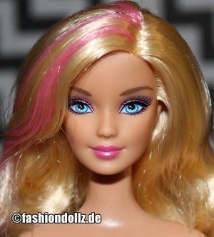 2012 Fashionistas Clutch Wave 2 Barbie & Puppy / Pudel Gift Set X2279
