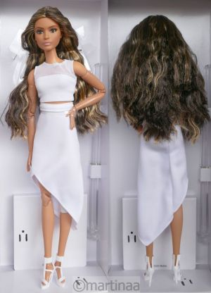 2021 Barbie Looks GTD89, Model # 1