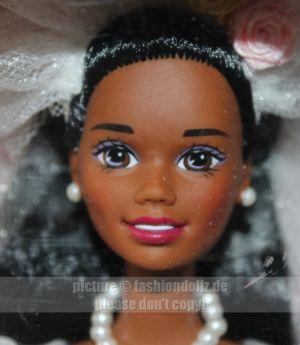 1995 Wedding Party Gift Set Barbie AA #13556