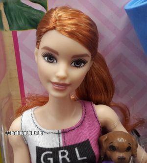 2020 Fitness Barbie GJG57