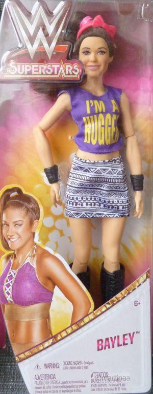 2017 WWE Superstars Bailey #FJC01