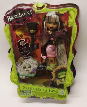 Bratzillaz first Edition - Sashabella Paws