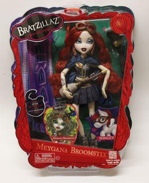 Bratzillaz first Edition - Maygana Broomstix
