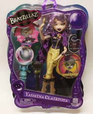 Bratzillaz first Edition - Yasmina Clairvoya
