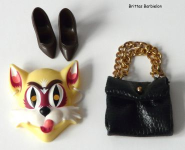 Breakfast at Tiffany's Cat Mask Outfit Bild #14