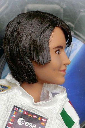 2021 Samantha Christoforetti Barbie # GTJ81