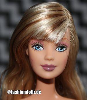 2006 Fashion Fever Barbie, Wave S, J1328