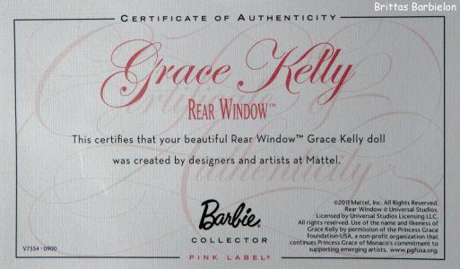 Grace Kelly - Rear Window Bild #05